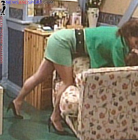 Anthea Turner Legs